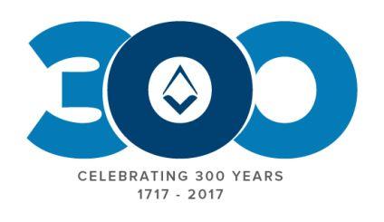 2017: 300th anniversary of Freemasonry