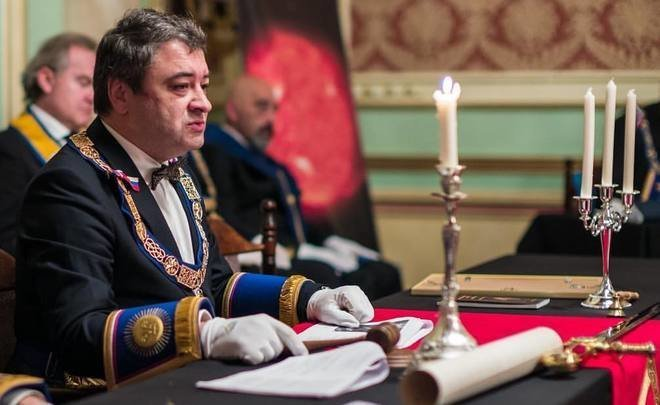 An interview with Andrey Bogdanov - Grand Master of the Grand Lodge of Russia