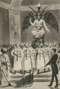 history of anti-masonry