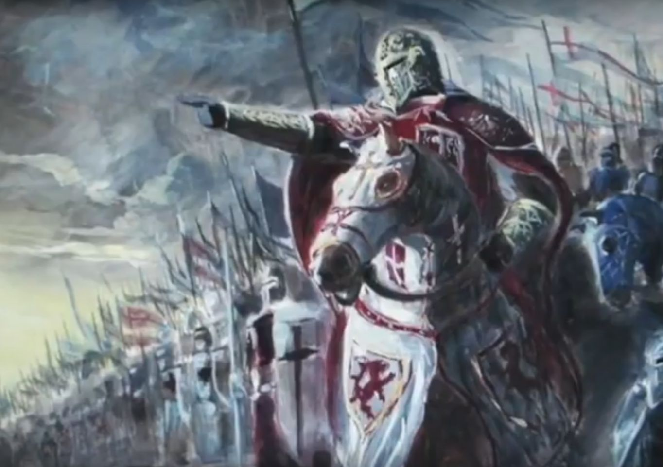 A new 'Masonic Education' episode - The Knights Templar