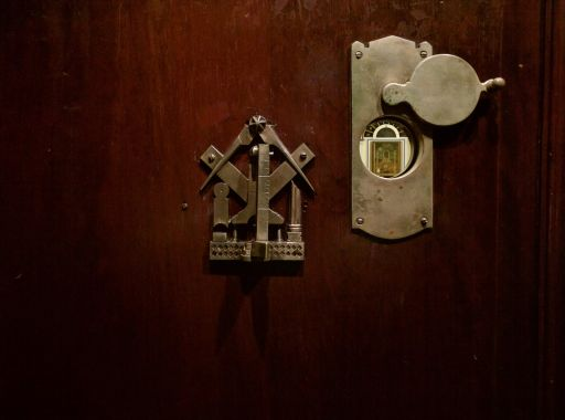 Order + Harmony. A new 'Three Distinct Knocks' episode
