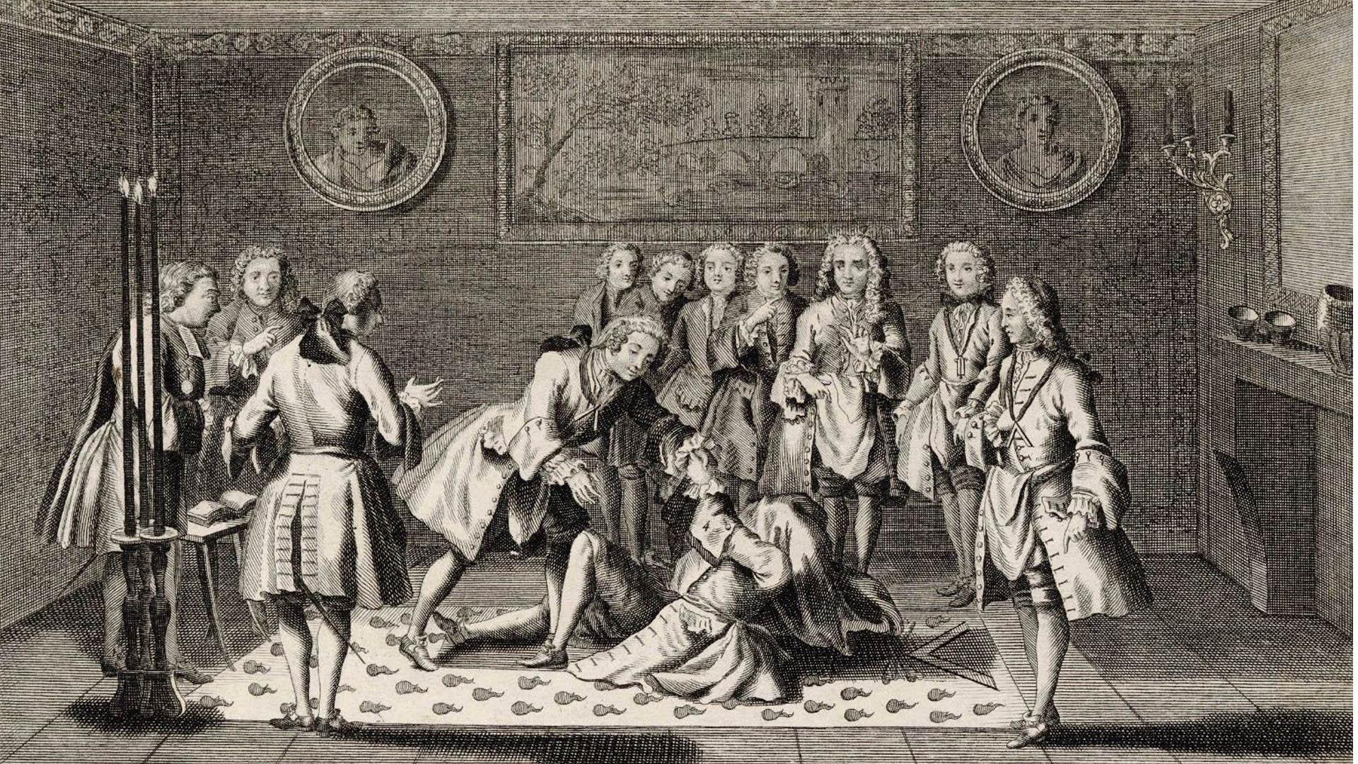 Cut out ceremonial handshakes to fight coronavirus, freemasons told