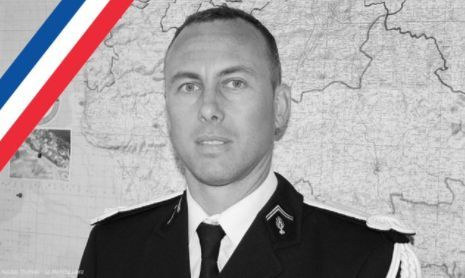 Arnaud Beltrame: Hero and Freemason