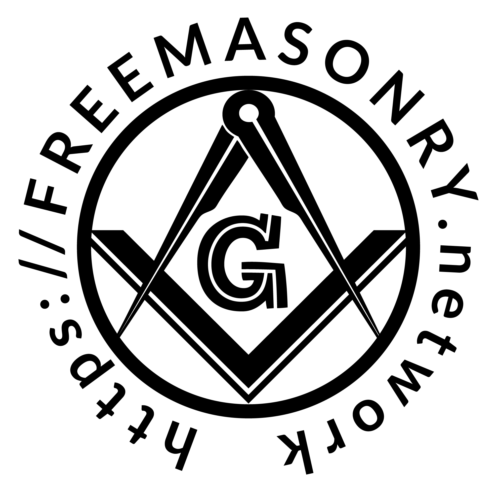 MASONIC FORGET ME NOT