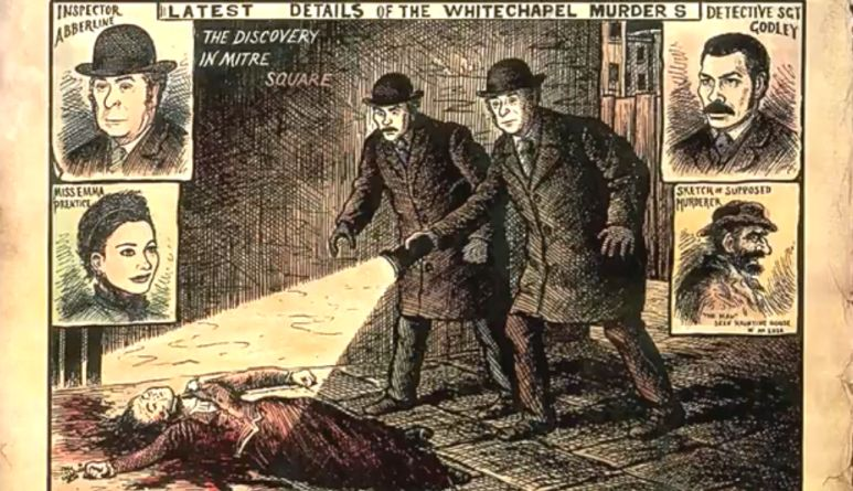 Jack the Ripper and Freemasonry
