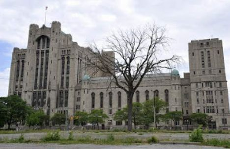 Detroit Masonic Temple Begins $3.7 Million Renovation
