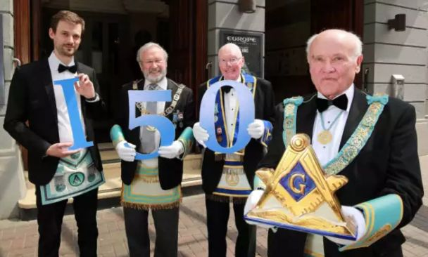 150 years of Northern Ireland Freemasonry