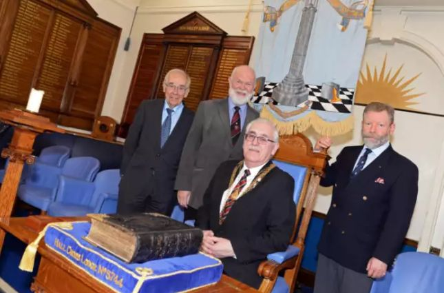 We've got no secrets, say Doncaster freemasons at open day