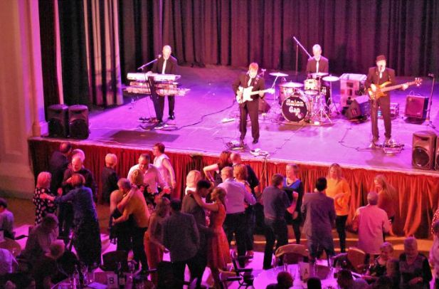 Furness Freemasons channel the sounds of the sixties for annual fundraiser