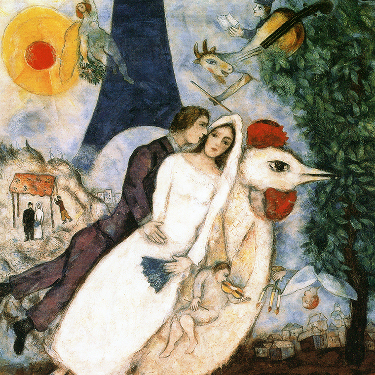Marc Chagall a Freemason