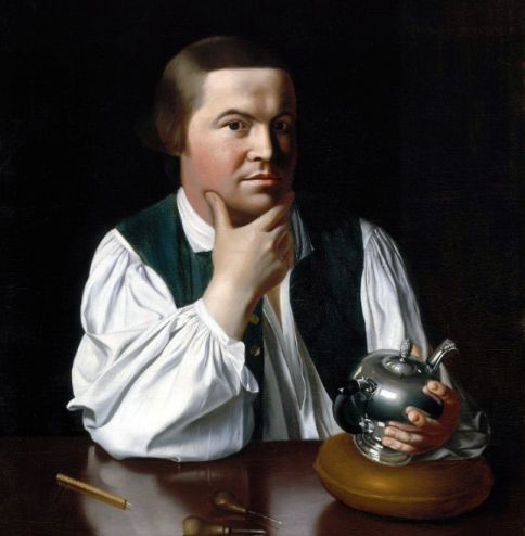Paul Revere (a new Whence Came You? episode)