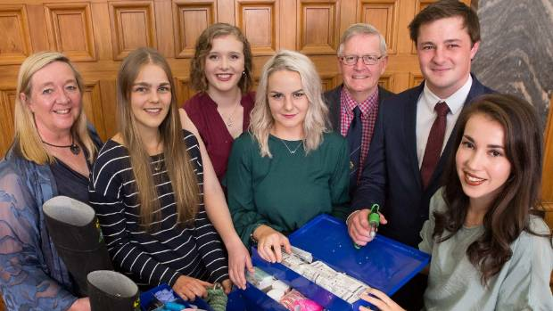Veterinary students have won $40,000 in Freemasons' scholarships
