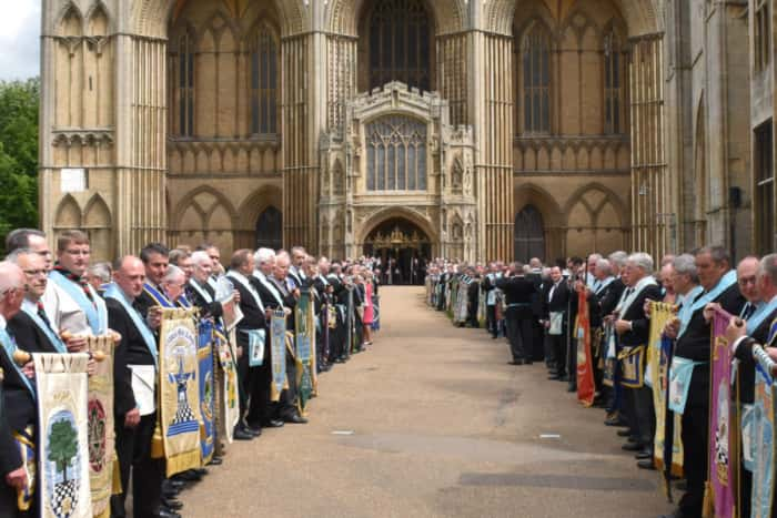 900th anniversary of Peterborough Cathedral