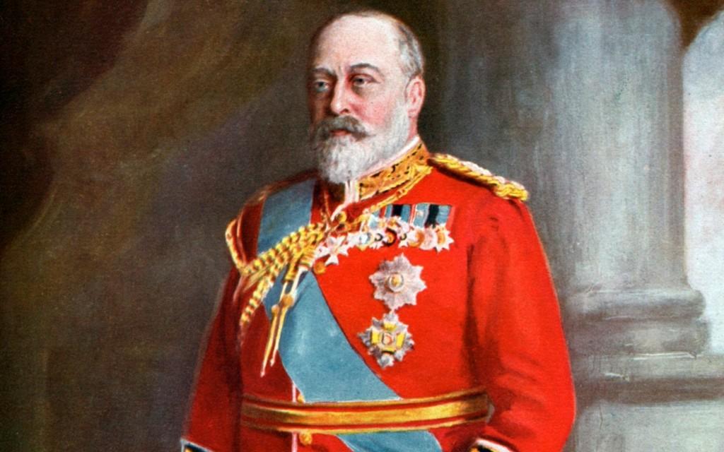 King Edward VII as Grand Master