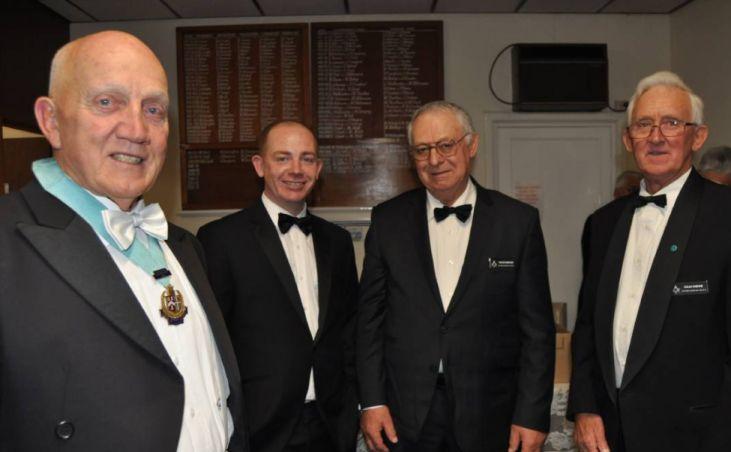 Freemasons' 21-gun salute