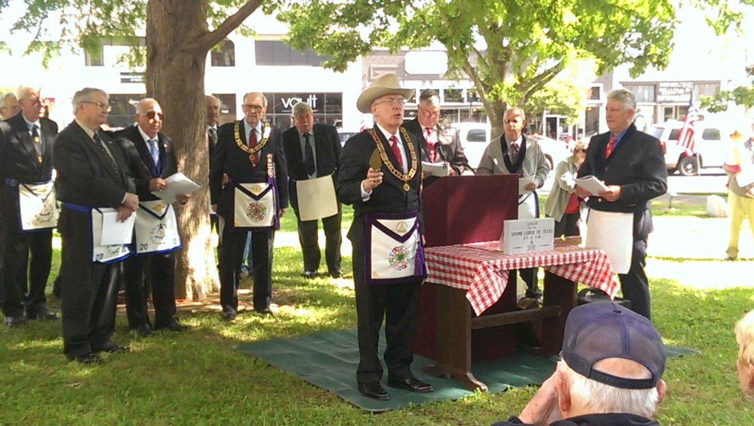 US: Masonic cornerstone ceremony set for Harrison Central School