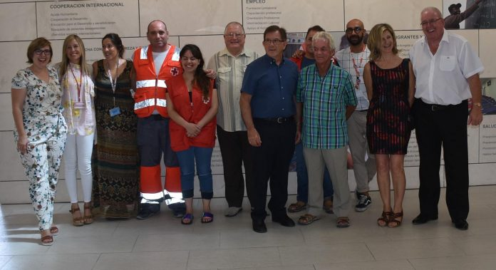 Spain: Red Cross HQ invites Freemasons to Alicante Presentation