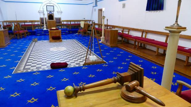 New Zealand: Freemasonry rules prevent Wyndham branch gifting its hall