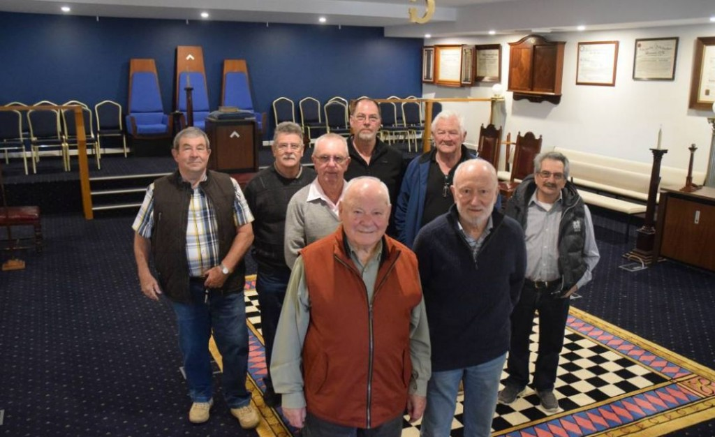 Australia/Latrobe Valley: Masons open doors