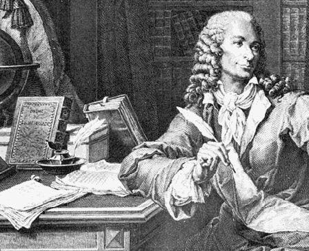 Voltaire - a Freemason
