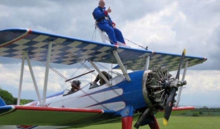 Freemasons wing walk