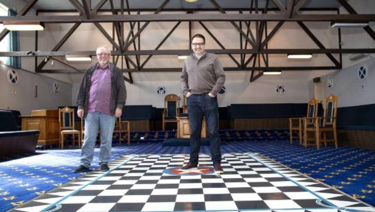 New Zealand: Freemason Lodge for sale