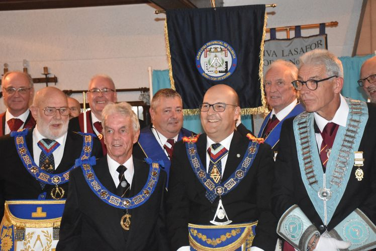 Spain: Local Freemasons celebrate 100th anniversary