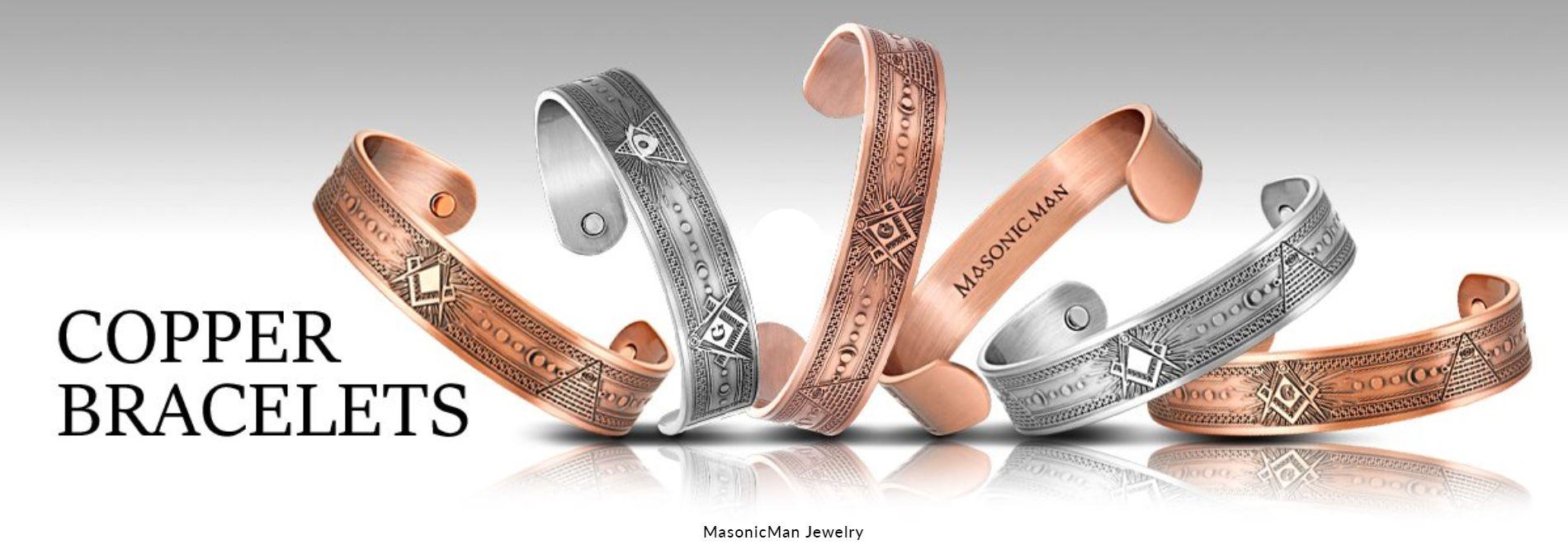 Masonic Bracelets
