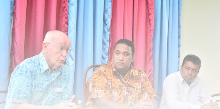 Fiji - Freemasons launch five-year education assistance program