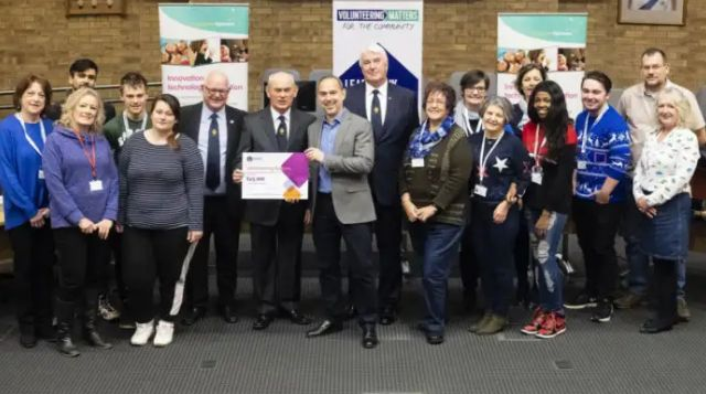 England - Young people leaving care in Milton Keynes supported by grant from Freemasons