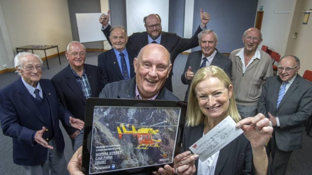 New Zealand - New $14m chopper for Canterbury West Coast Air Rescue Trust