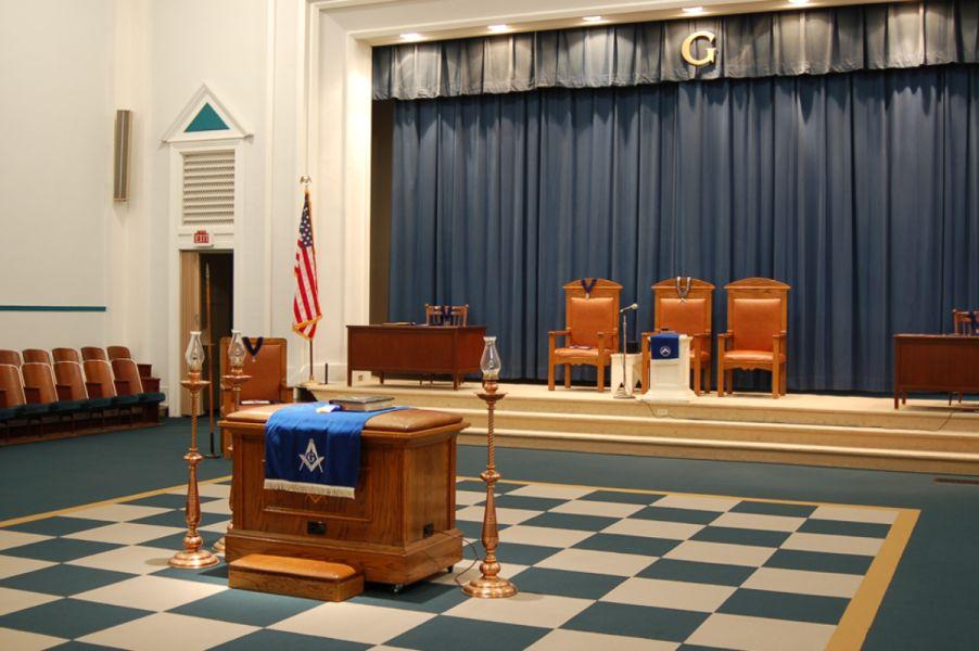 The Altar in Freemasonry