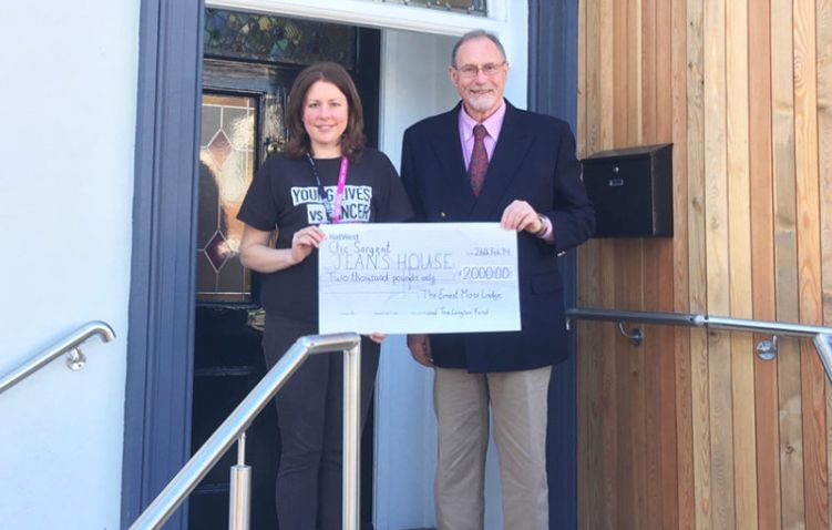 England - Freemasons support 'Home for Home'