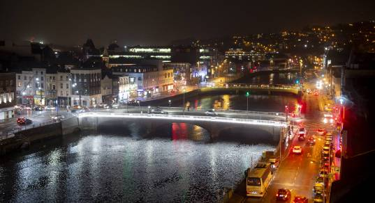 Ireland - Freemasons' involvement in Patrick's Bridge construction to be marked