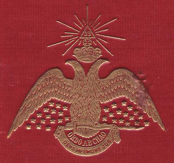 Masonic Motto: Ordo Ab Chao