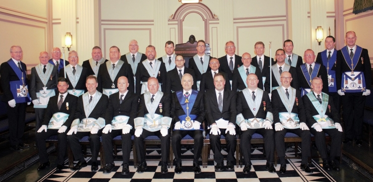 England - Cheshire Freemasons give £1million to support good causes