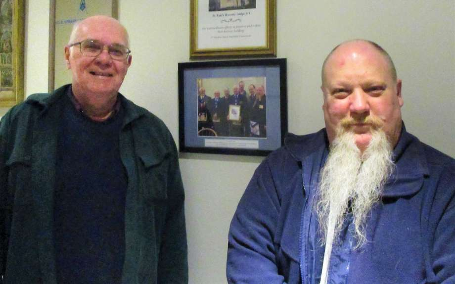 US - Litchfield's Masonic Lodge comes full circle
