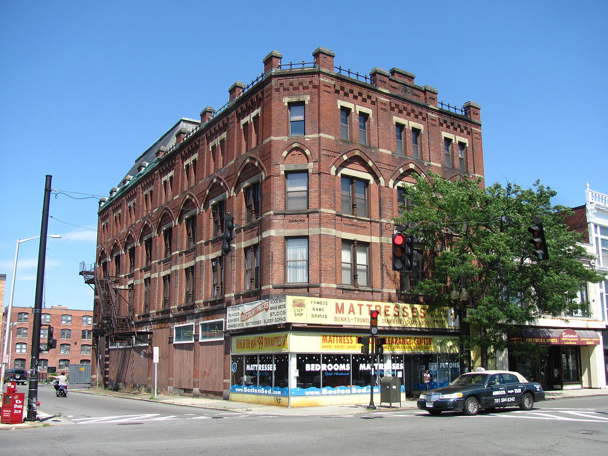 US - Lynn's Masonic Hall could become boutique hotel
