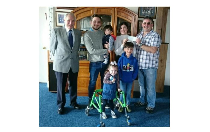 England - Masons' help for little Eliza Scriven