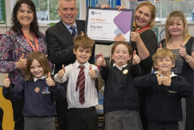 England - Freemasons help challenge school bullies