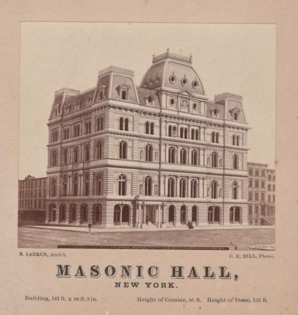 Masonic Hall New York