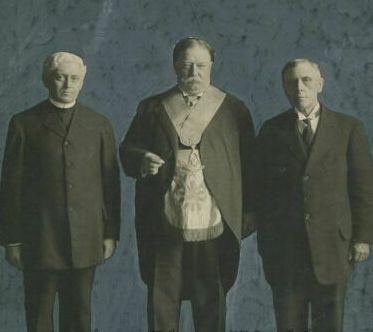 President Taft - a Freemason
