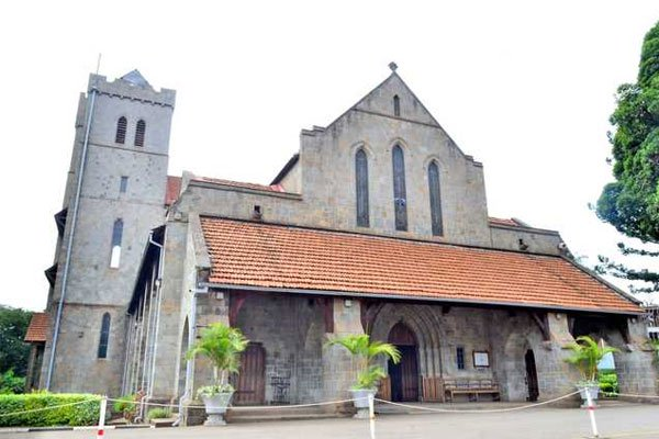 Kenya - All Saints Cathedral, built by Freemasons