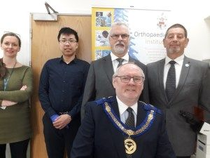 England - Freemasons support research into Arthritis in Children