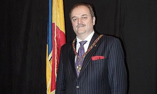 New President of the World Conference of the Scottish Rite