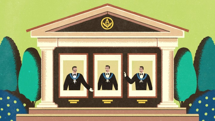 What It's Like to Join the Freemasons