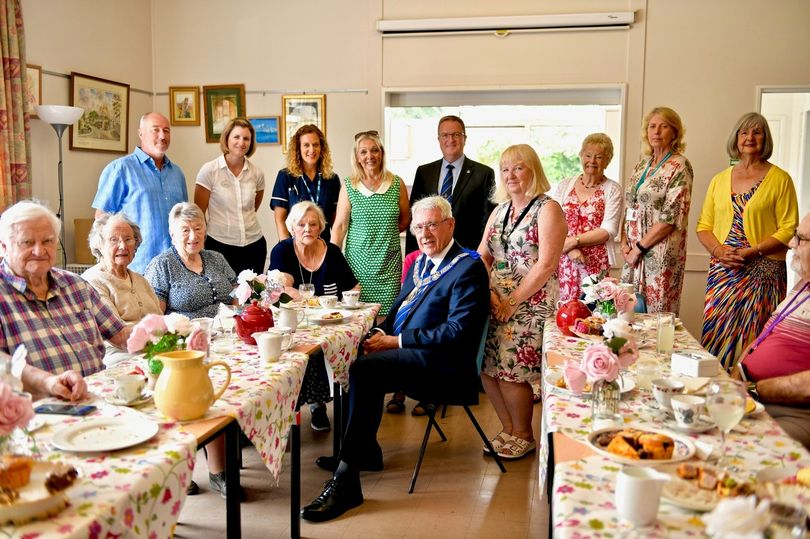 England - Cornwall Freemasons are helping to alleviate loneliness, seclusion and social isolation