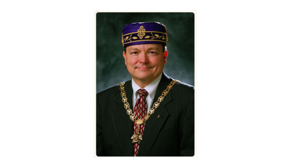 US - James D. Cole Elected As New Grand Commander for AASR-SJ