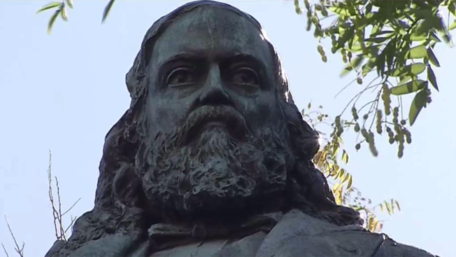 US - Albert Pike statue Downtown Needs to Be Removed