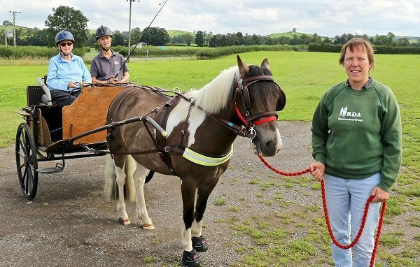 England - Freemasons generous support for Westmorland RDA & Carriage Driving Group